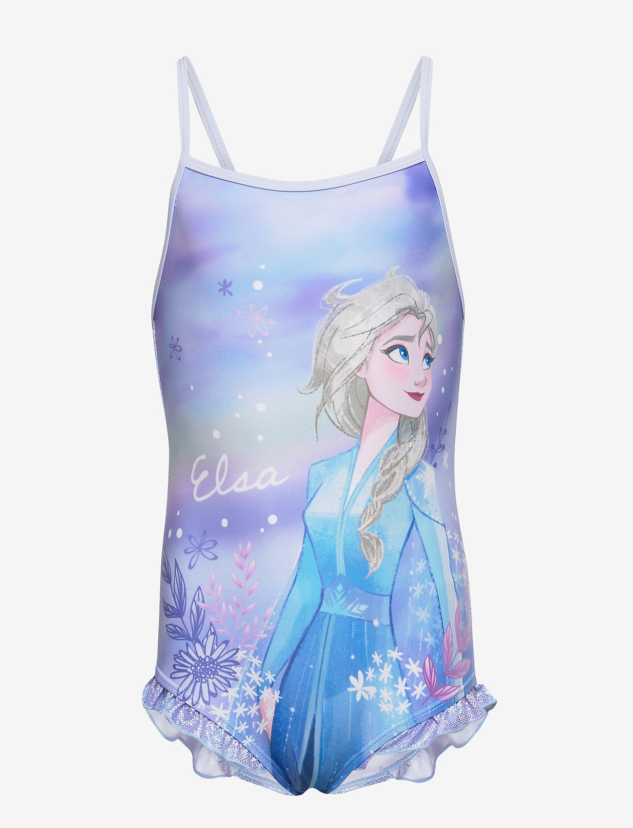 Disney - SWIMSUIT 1 PCE - swimsuits - blue - 0