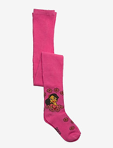 TIGHTS - strømpebukser - pink
