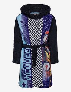 DRESSING GOWN - bathrobes - navy