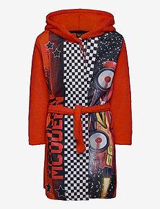 DRESSING GOWN - badekåber - red