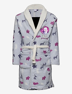 DRESSING GOWN - bademäntel - blue