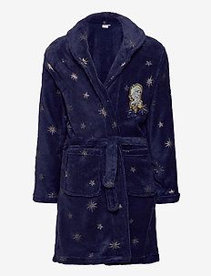 DRESSING GOWN - bademäntel - navy
