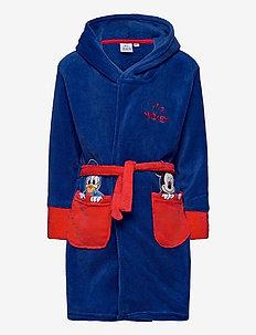 DRESSING GOWN - bathrobes - blue