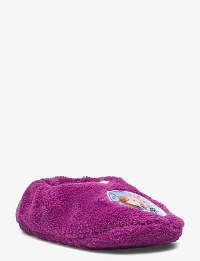 SLIPPERS - hausschuhe - purple