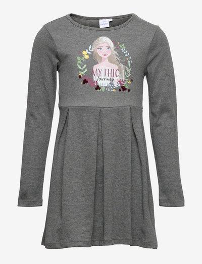 DRESS - kleider - grey