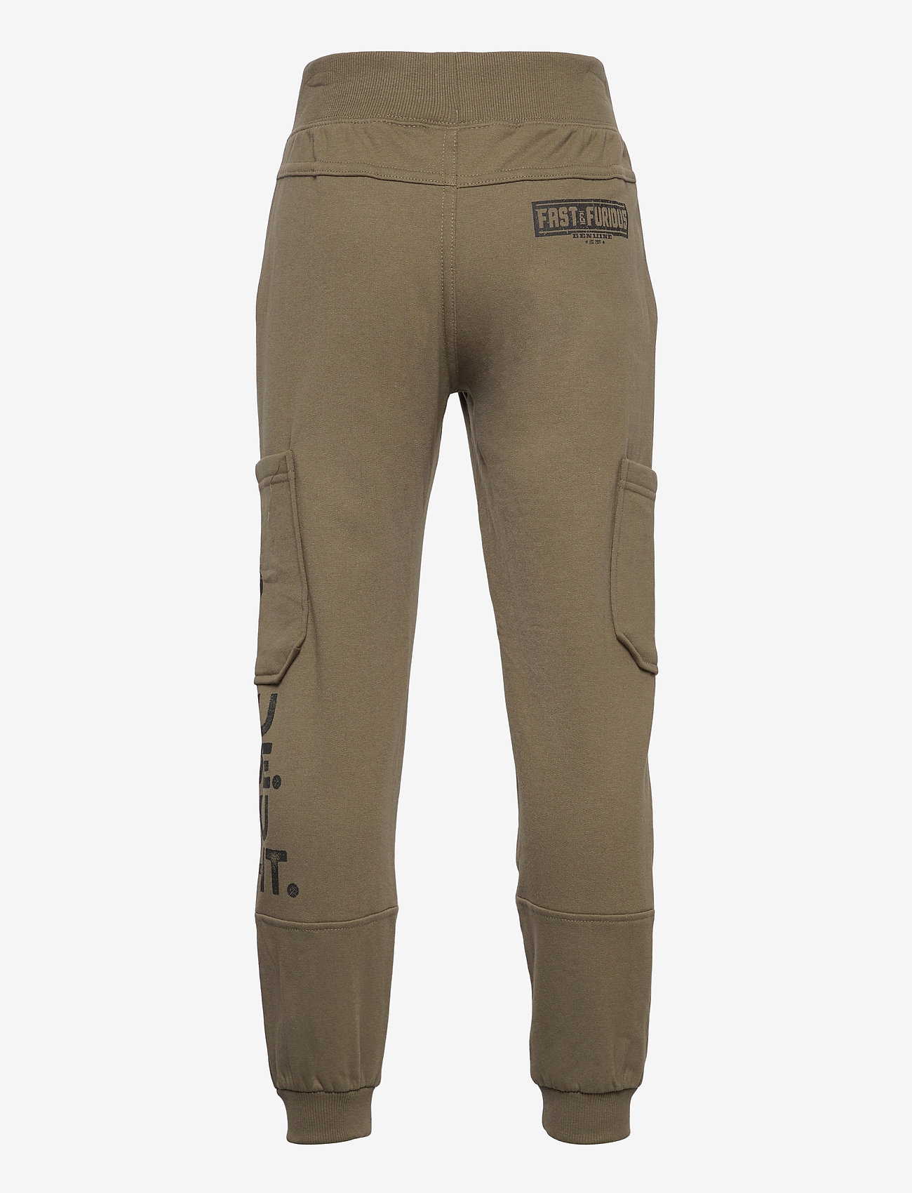 Fast & Furious - TROUSER - trousers - green - 1