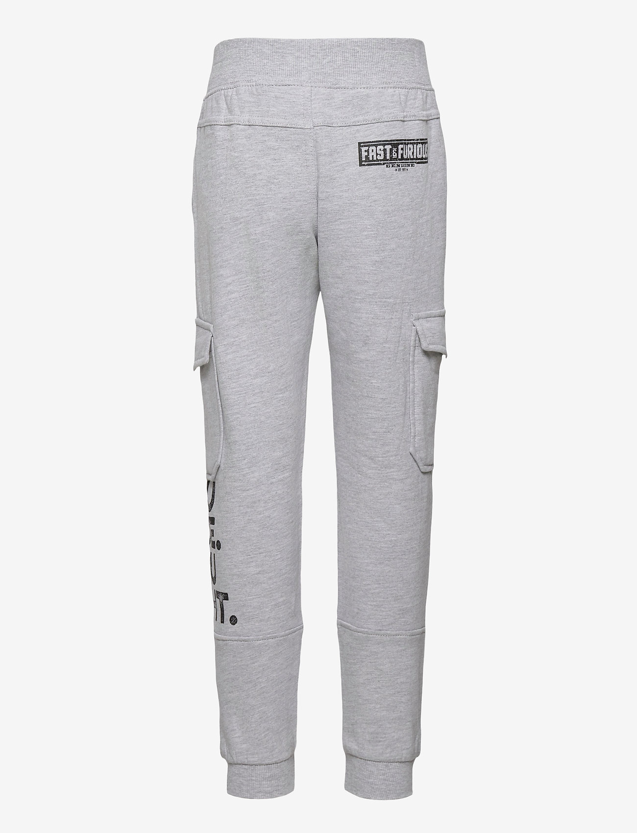 Fast & Furious - TROUSER - trousers - grey - 1