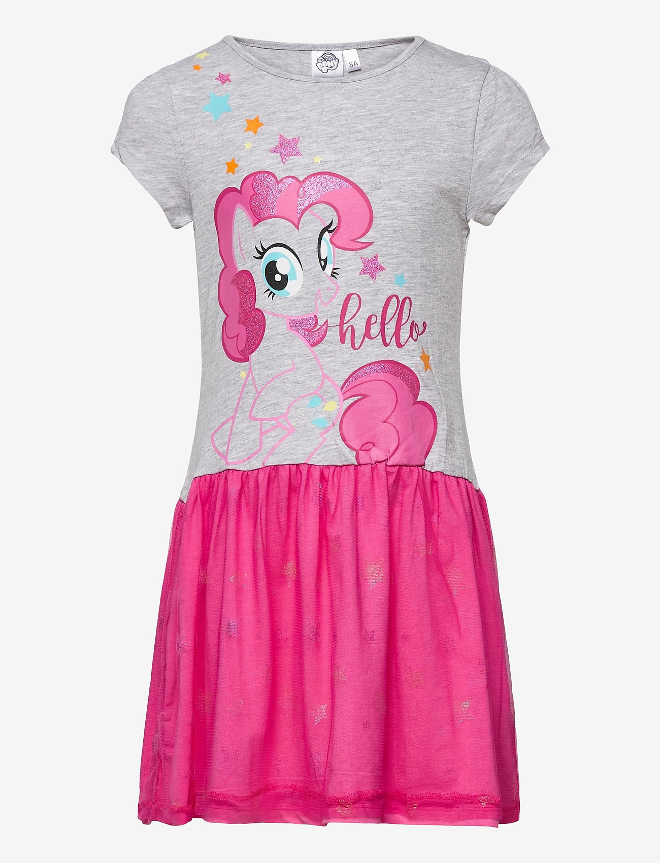 My Little Pony - SHORT SLEEVE DRESS - kleider - lgrey - 0