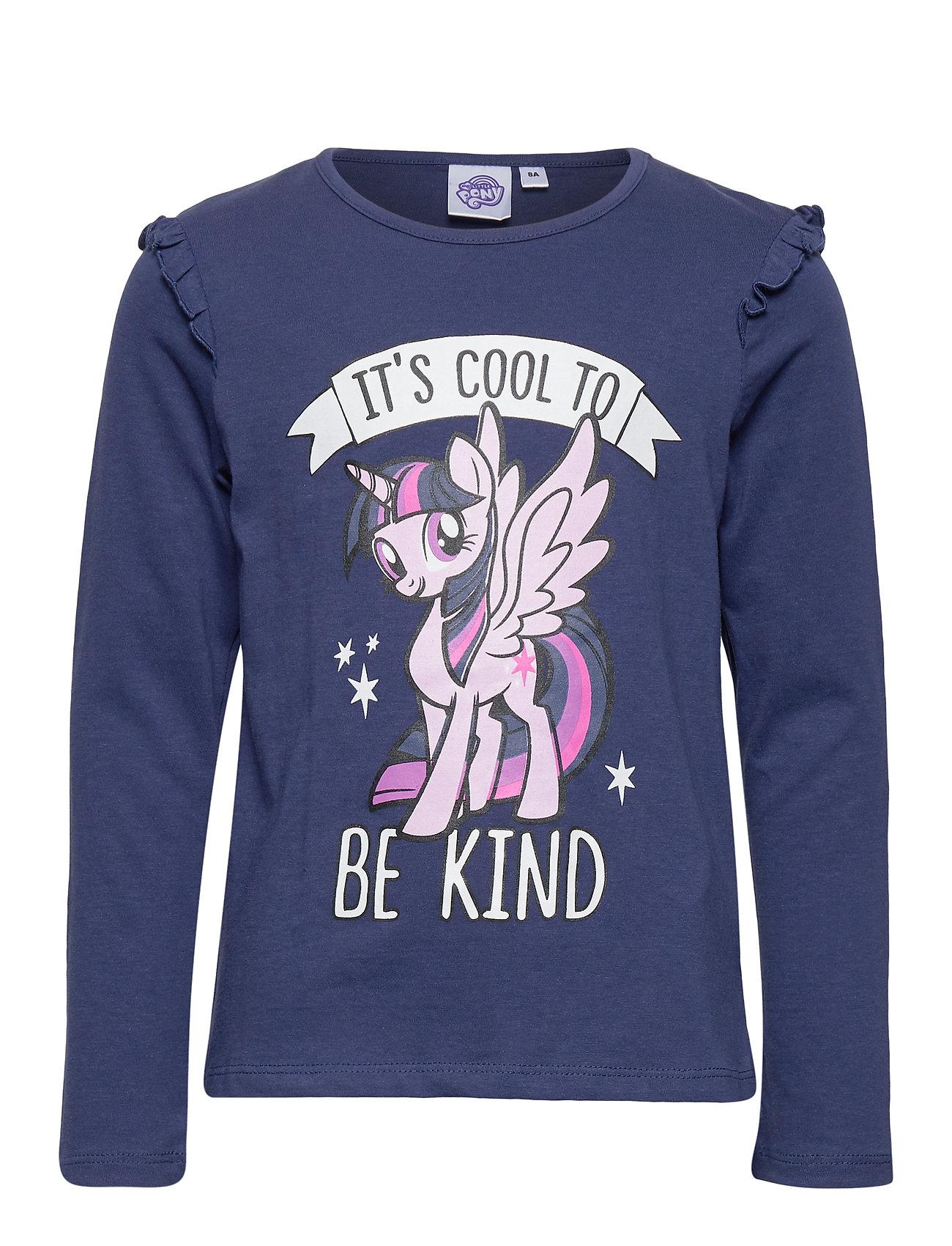 Image of Ts Ml Langærmet T-shirt Blå My Little Pony (3292170057)