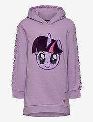 My Little Pony - DRESS WITH LONG SLEEVES - hoodies - purple - 0