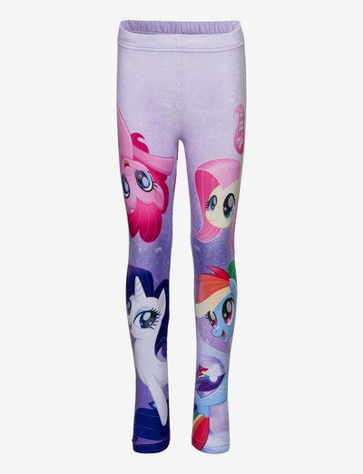 LEGGING - leggings - purple