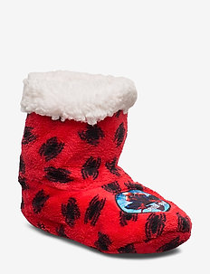 ELASTIC SLIPPER - schuhe - red