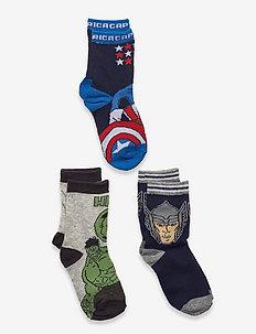 SOCKS - sokker - multicoloured