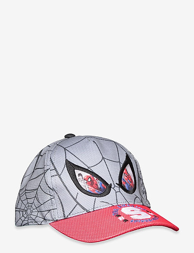 CAP MESH - caps - grey