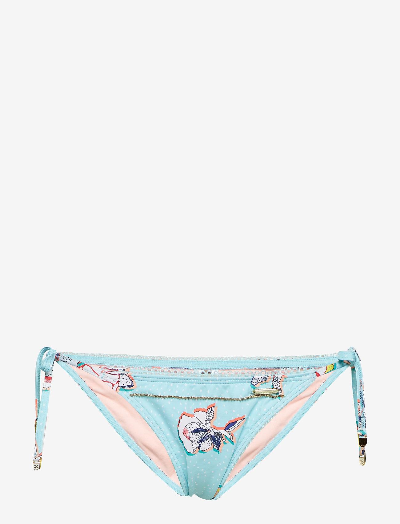Sunseeker - Illustrated Fantasy TieHipster - bas de maillot de bain - aqua