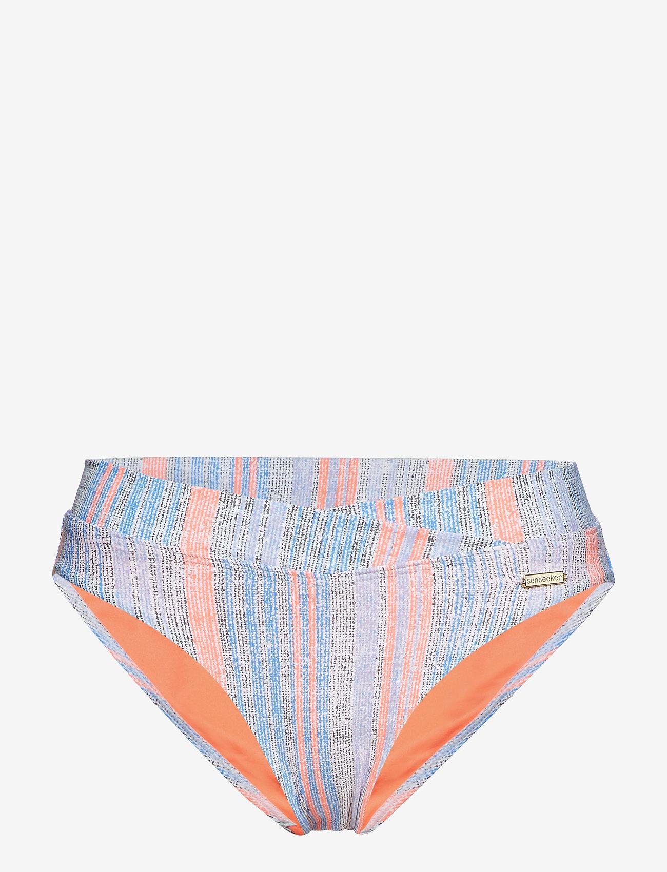 Sunseeker - Bahamas Stripe FulClassic Pant - bas de maillot de bain - vista blue