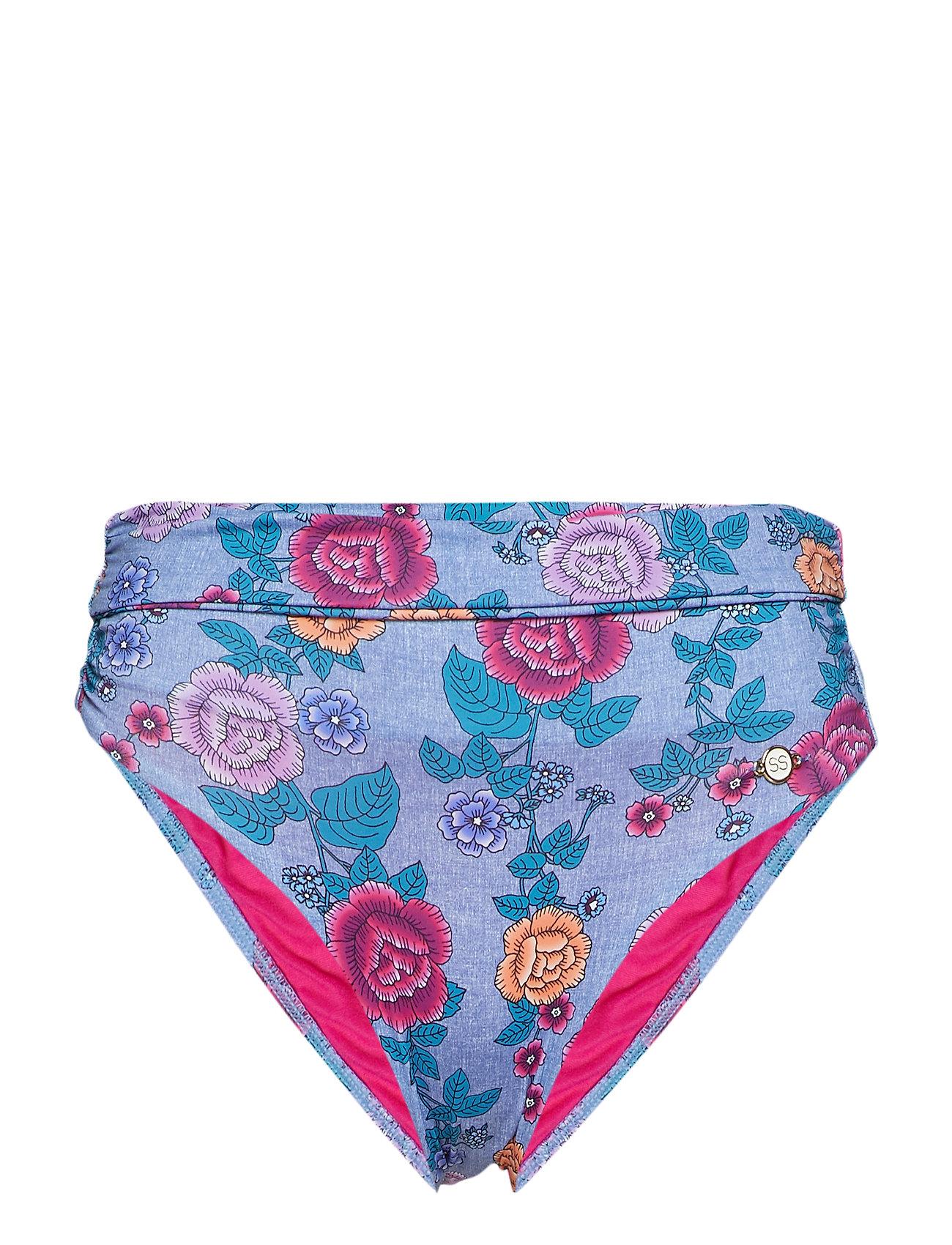Sunseeker Western Petal FullClassic Pant - INDIGO