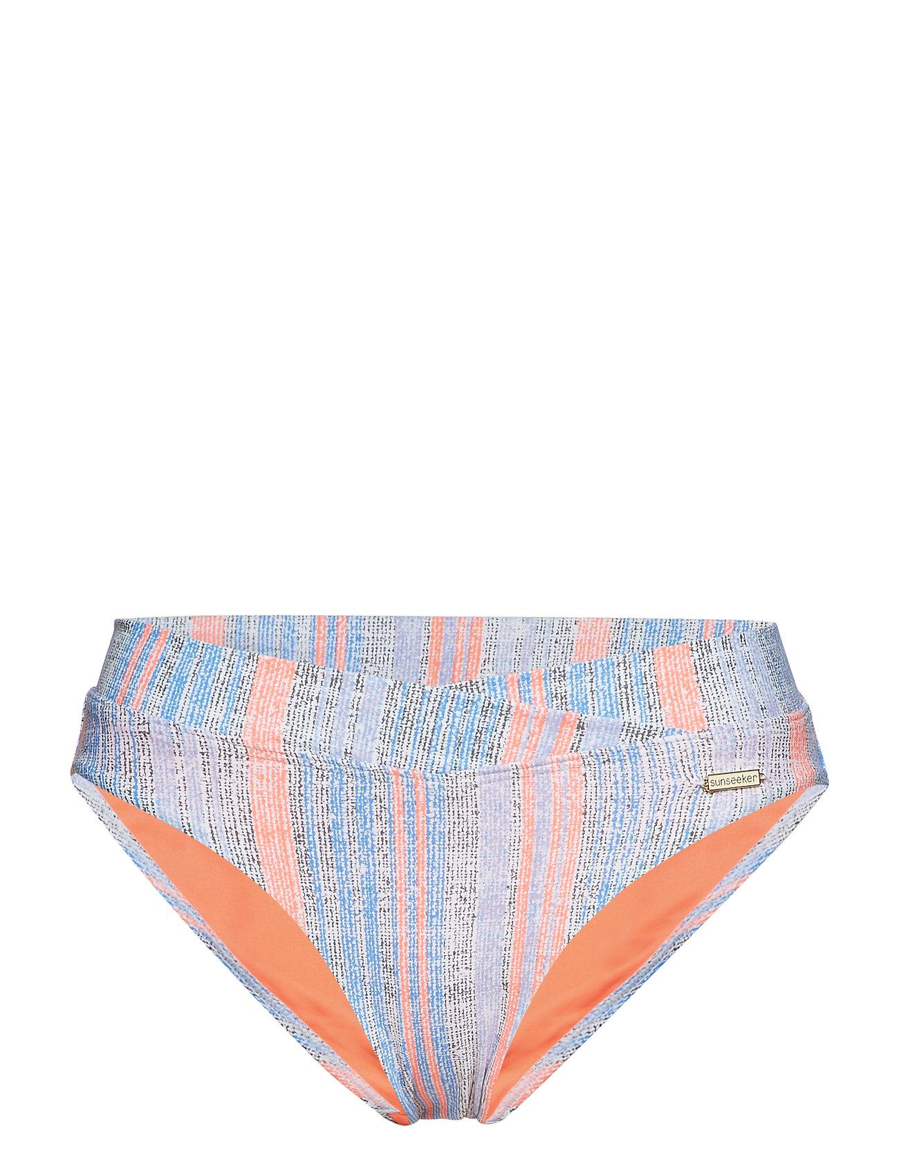 Sunseeker Bahamas Stripe FulClassic Pant - VISTA BLUE