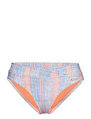 Bahamas Stripe FulClassic Pant - VISTA BLUE