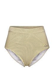 Vintage Prairie High Waist Pant - MUSTARD