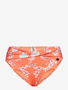 Dainty Ditsy Full Classic Pant - SALMON PRINT