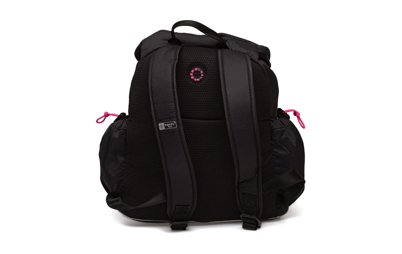 Backpack Super Black Ombre 100 Superdry Sport Polyester BxAwqEO