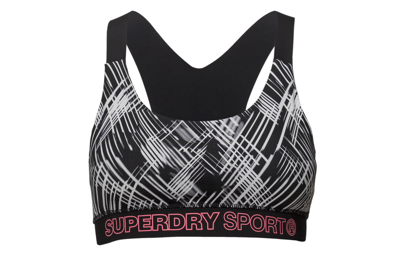 Superdry Équipement Elastane Super 80 Pink Nylon Bra Sport Active 20 rATBUr