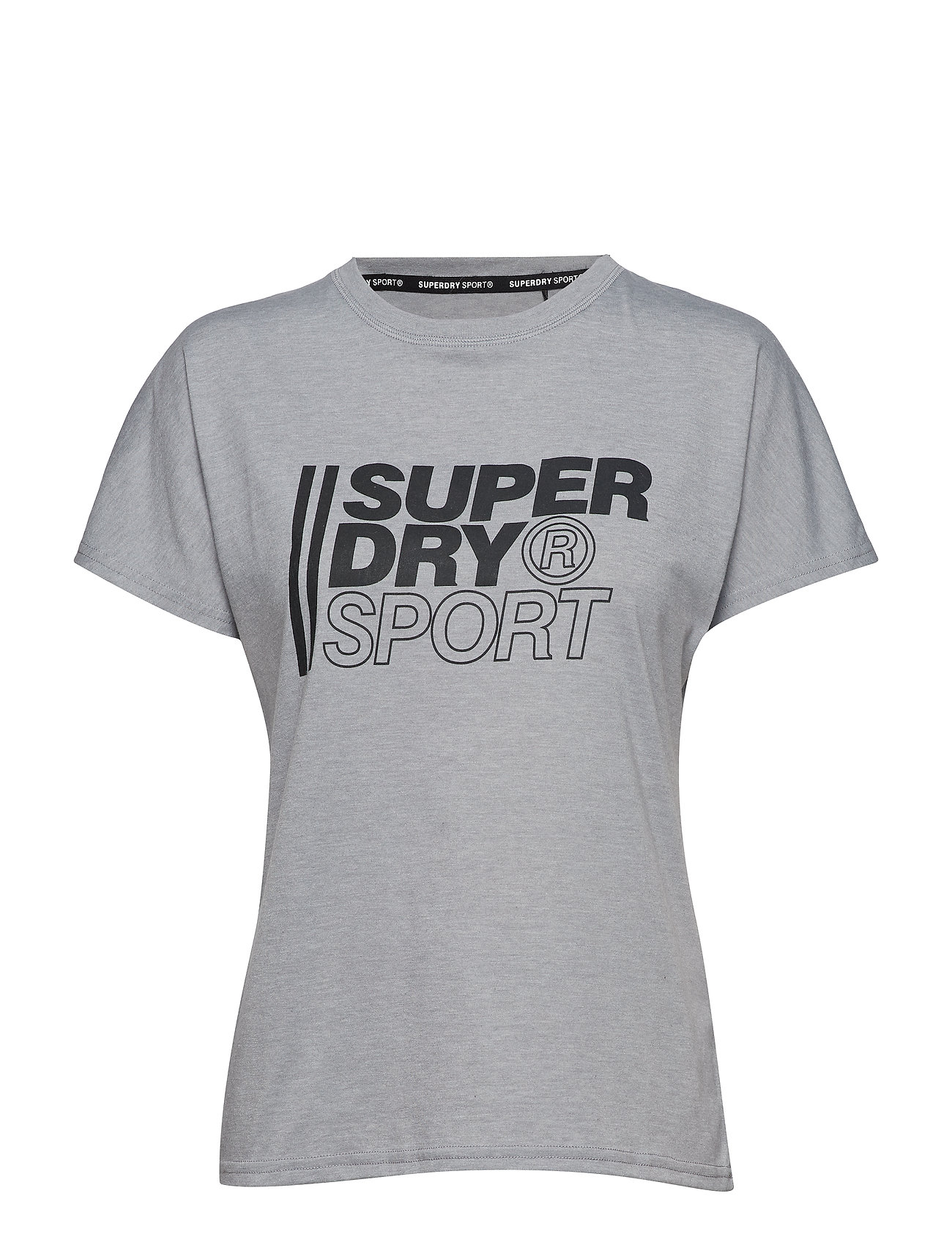 Sport Sport Teegrey Teegrey Core MarlSuperdry Graphic MarlSuperdry Core Graphic DWEH29I