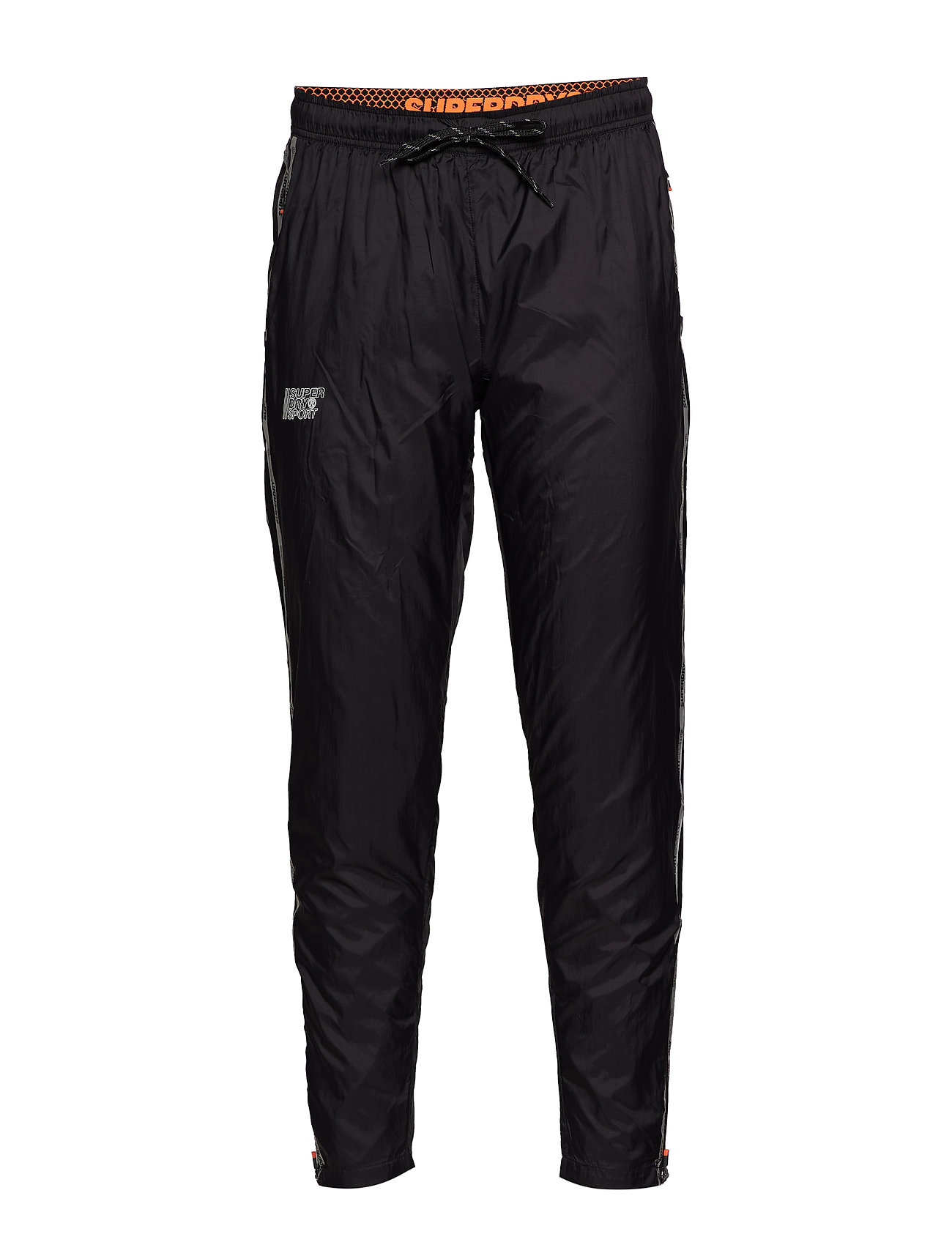 Superdry Sport ACTIVE TRAINING SHELL PANT - BLACK
