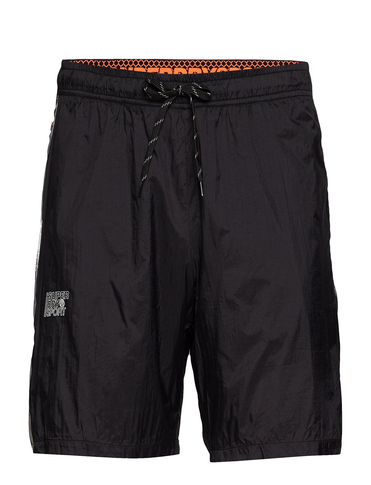 Superdry Sport ACTIVE TRAINING SHELL SHORT Shorts