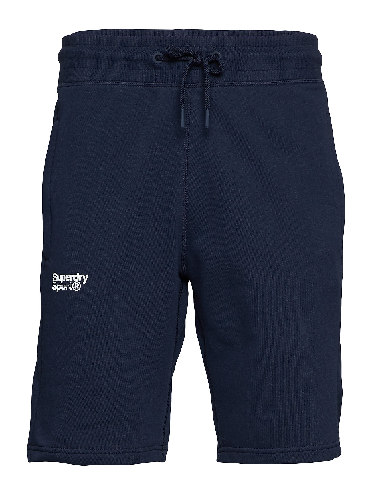 Superdry Sport CORE SPORT SHORTS - NAVY