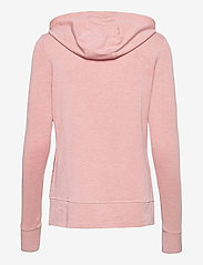 Superdry Sport - ACTIVE STUDIO LUXE HOOD - hoodies - dusk pink marl - 1