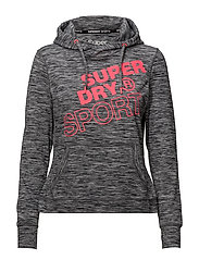 Superdry Sport - Core Graphic Hood