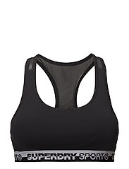 CORE LAYER BRA - BLACK