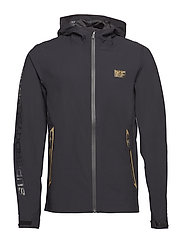 PERFORMANCE SHELL JACKET - BLACK