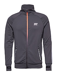 ACTIVE TRAINING TRACK TOP - COOL OLIVE