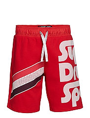 SURF SPORT SHORT - RED