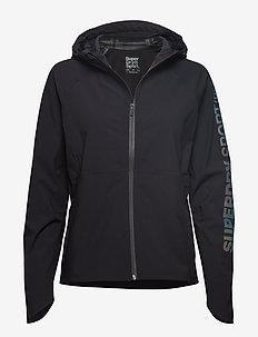 PERFORMANCE JACKET - BLACK