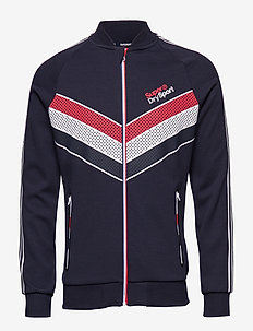 ATHLETICO TRACK TOP - NAVY