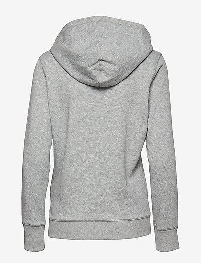 Superdry Sport Core Overhead- Sweatshirts Grey Marl
