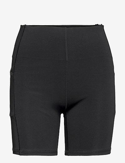 RUN TIGHT SHORT - training shorts - black