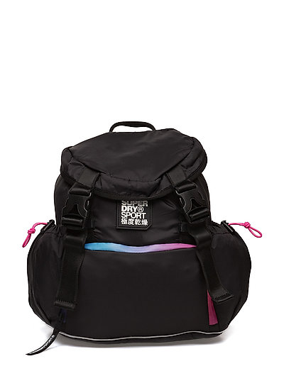 SUPER SPORT BACKPACK - BLACK OMBRE