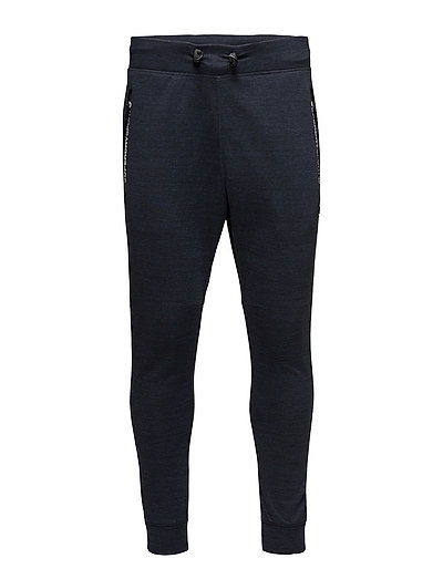 GYM TECH SLIM JOGGER - INDIGO/PETROL