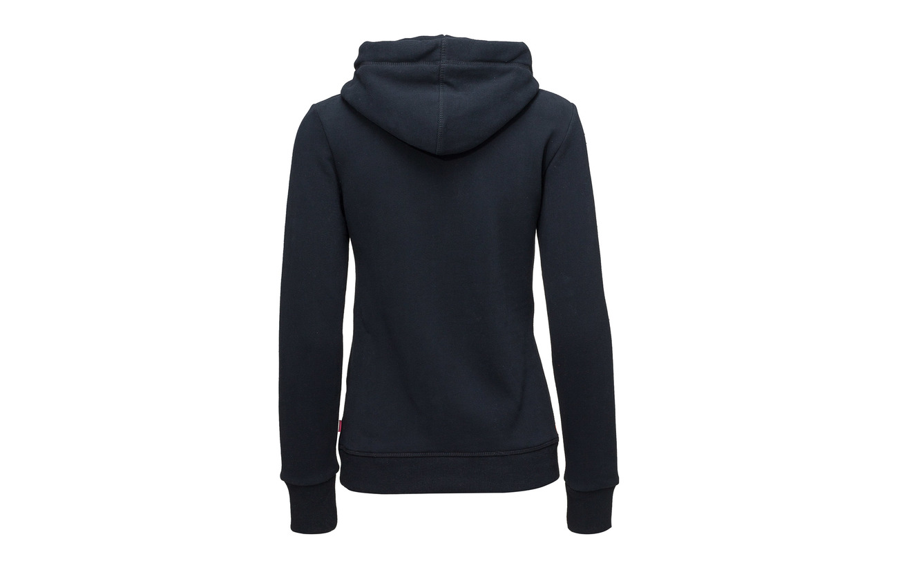 Logo Eclipse Pop Navy 72 Équipement 28 Hood Superdry Coton Entry Vintage Polyester 5AcSqnwX