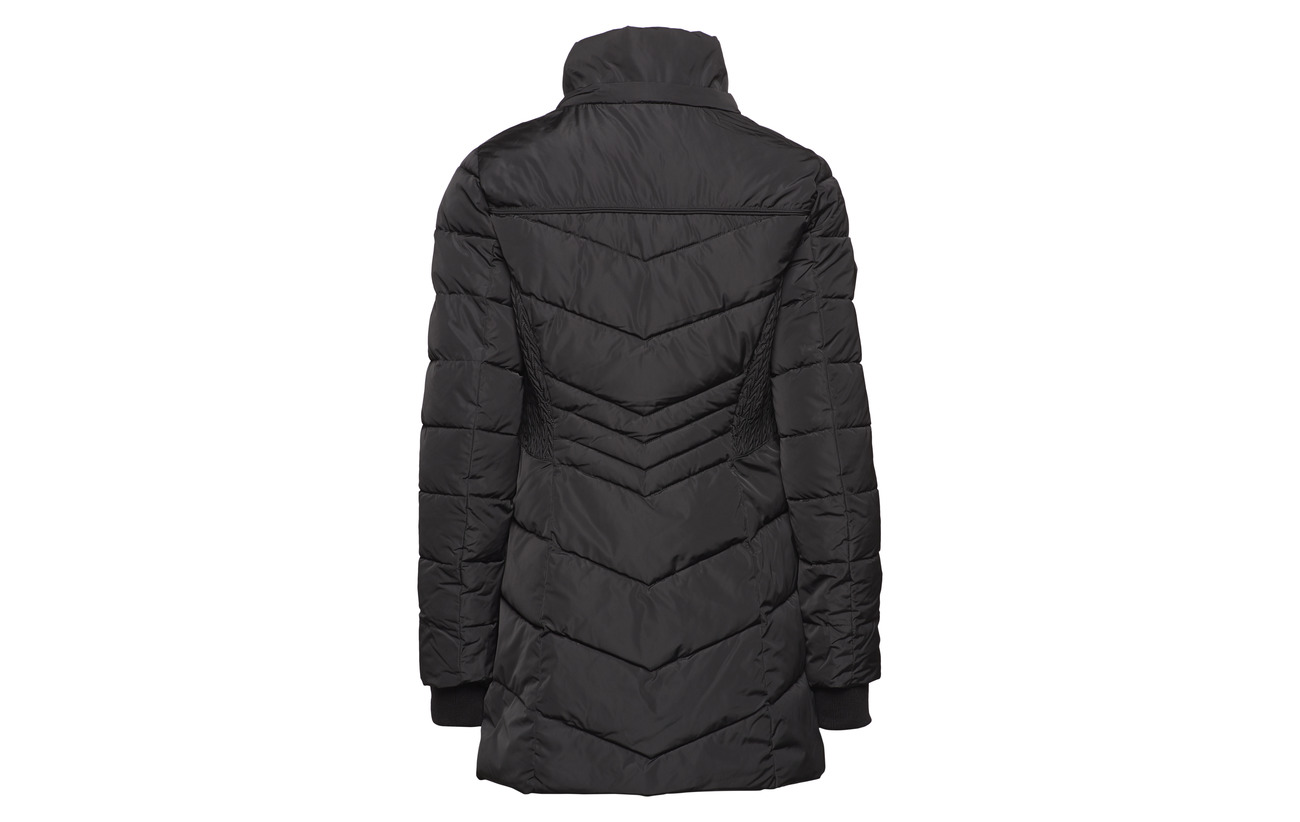Parka Équipement Black Padded Glacier Polyester Superdry 100 w7qRHxC