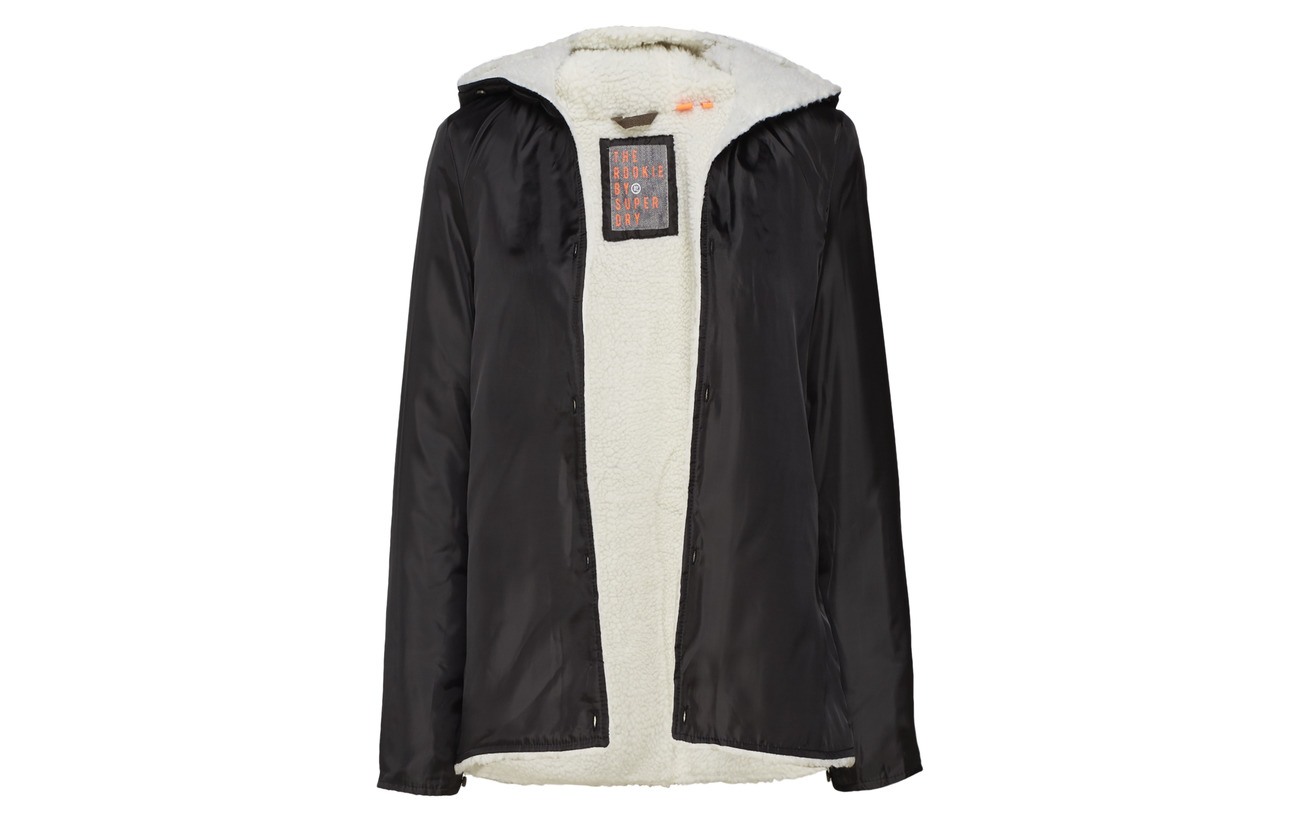 Navy Coton Multi Jacket Rookie Sherpa Équipement Superdry 100 awIC8qx60