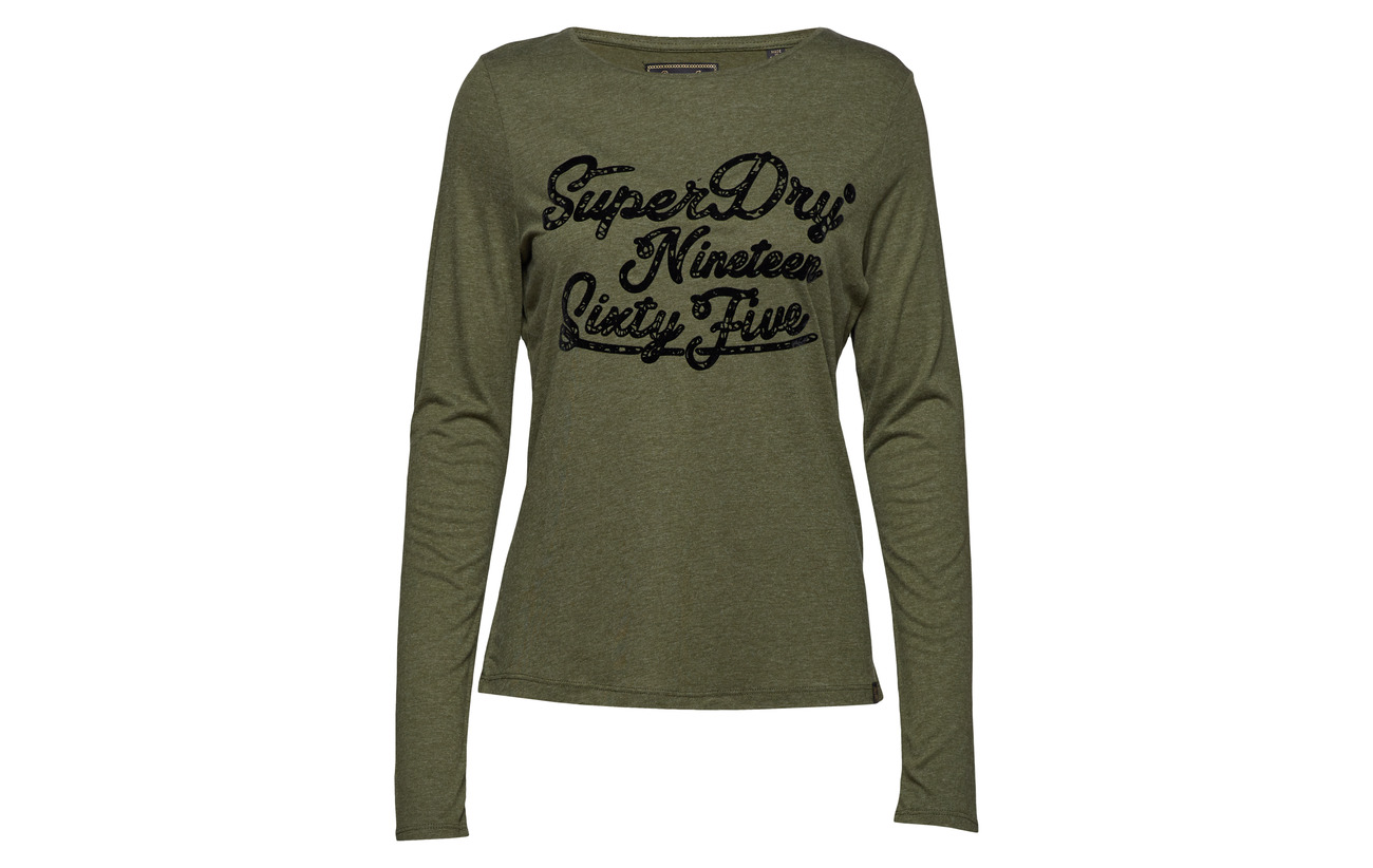 Graphic Équipement 74 Darla Polyester 26 Lyocell Khaki Top Washed Superdry 65OwxqSRO