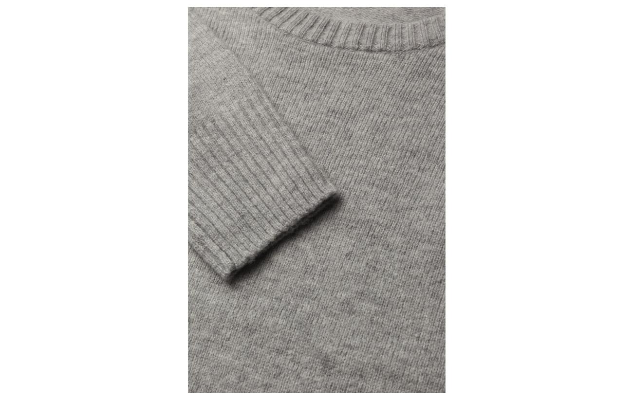 Équipement Superdry Marl Raglan Downtown Knit Nylon Laine 50 Grey Warm BfAwBHq