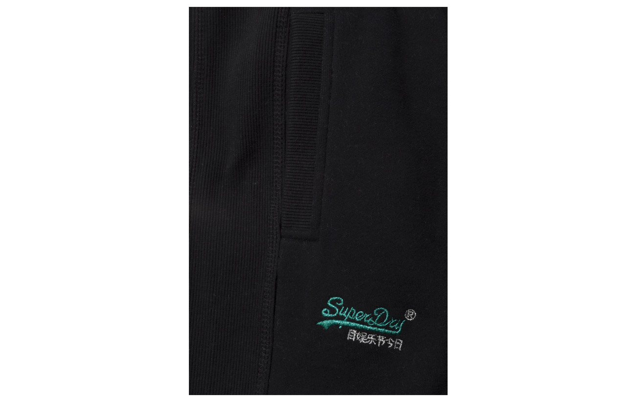 25 Black Jogger Équipement Orange Label 75 Polyester Coton Slim Superdry wqU8xgAIn