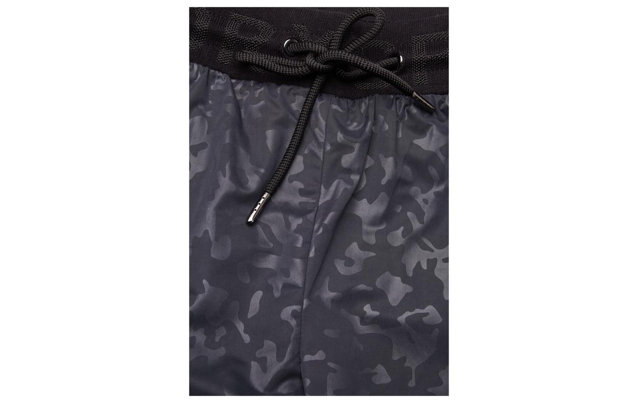Metallic 100 Jogger Polyester Black Sdx Camo Superdry Équipement EYw7U5Wq